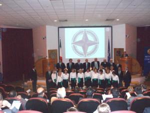 Nel 2006 il CDL canta all'ONU