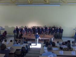 Il Coro della Portella di Paganica in concerto all'Aquila