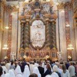 21 giugno 2017 – S.Ignazio – Celebrazione eucaristica nella festa di san Luigi Gonzaga