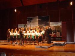 Il Coro in sala Settecento