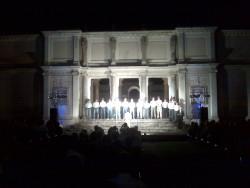Il Coro della Brigata Alpina Tridentina in concerto al Ninfeo