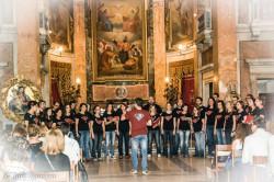 Il Coro Notevolmente al Caravita nel 2015