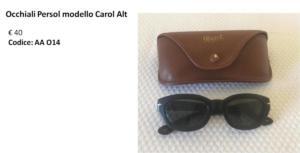 AA 014 Occhiali Persol modello Carol Alt