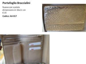 AA 017 Portafoglio Braccialini