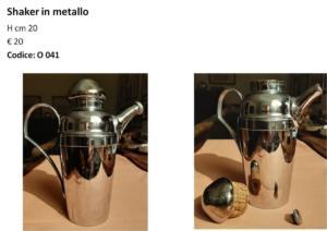 Shaker metallo