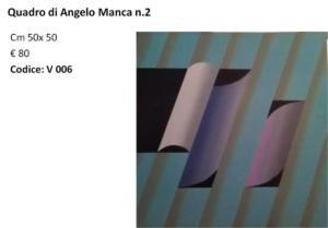 V 006 Quadro di Angelo Manca n. 2