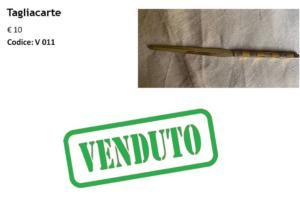 V 011 Tagliacarte