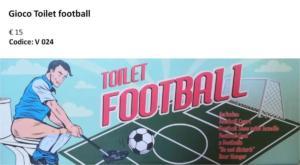 V 024 Toilet football